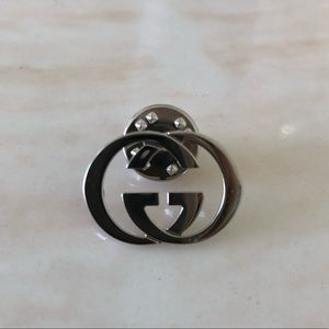 💯AUTHENTIC GUCCI pin